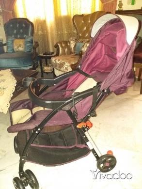 Other in Tripoli - عربة أطفال Baby Land للبيع مرتبي لعمر من 1 ل 5