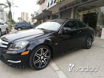 Mercedes-Benz in Tripoli - Mercedes Benz c250 model 2013