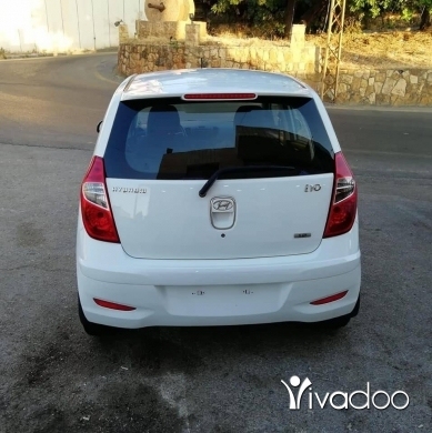Hyundai in Beirut City - huyundai I10  2012