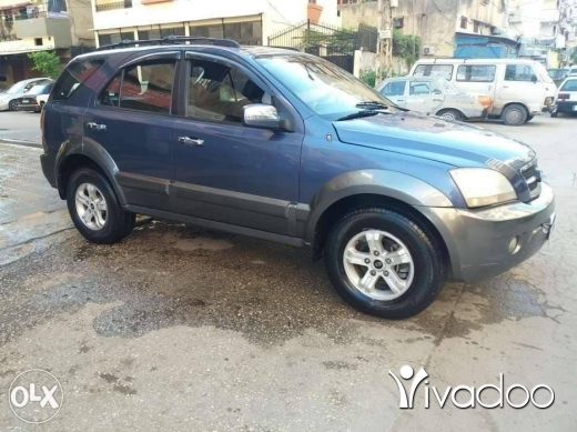 Kia in Beirut City - Kia sorento jeep 4×4 2003