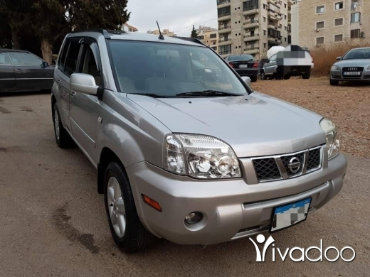 Nissan in Beirut City - Nissan xtrail 2005