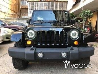 Jeep in Beirut City - Jeep wrangler 2014