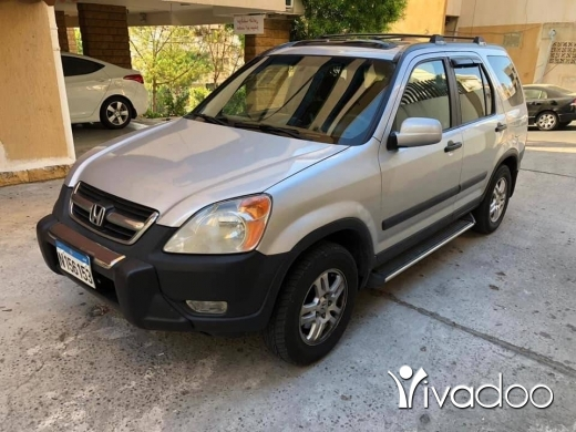 Honda in Beirut City - Honda CRV EX 2004 4*4
