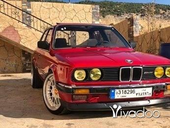 BMW in Rashine - Bmw 325 model 87