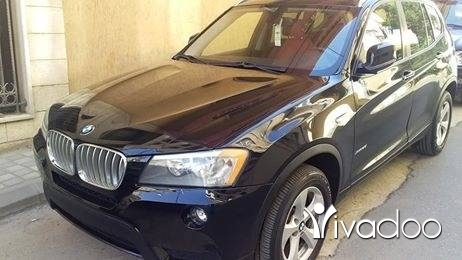 BMW in Chtaura - X3 2011 clean carfax 2.8