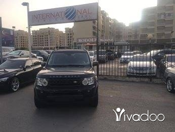 Land Rover in Beirut City - Land Rover LR4 HSE 2011