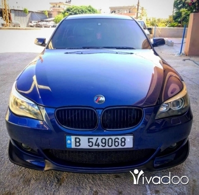 BMW in Menyeh - Bmw e60 2006 jdidi