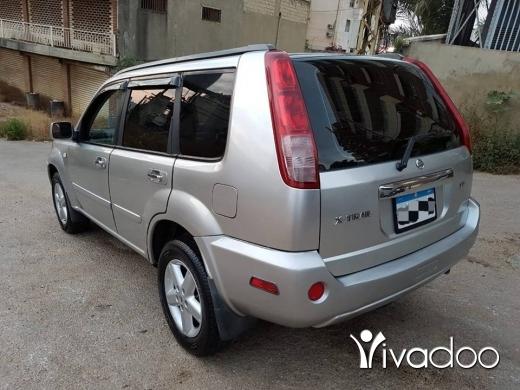 Nissan in Khalde - Nissan Xtrail SE 2005 Silver