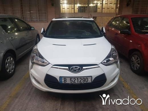 Hyundai in Chiyah - veloster 2013 full options