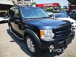 Land Rover in Port of Beirut - LR3 v8