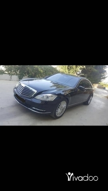 Mercedes-Benz in Chtaura - مرسيدس S550