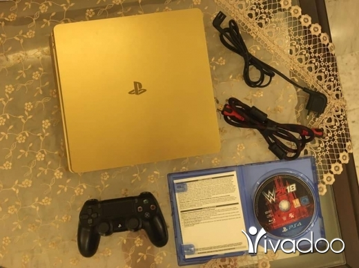 PS4 (Sony Playstation 4) in Beirut City - Ps4 GOLD EDITION