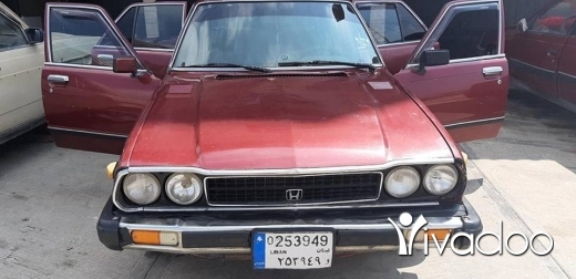 Honda in Akkar el-Atika - Honda accord 1981