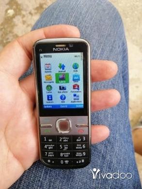 Nokia in Port of Beirut - Nokia C5