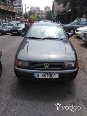 Volkswagen in Beirut City - Aboud
