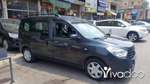 Dacia in Beirut City - Dacia docker siyehee 2016