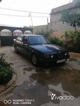 BMW in Akkar el-Atika - 525 model 90 enkad otomatik