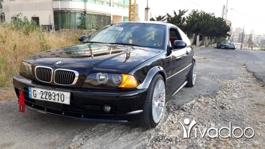BMW in Port of Beirut - For sale Bmw ..325 ..2003