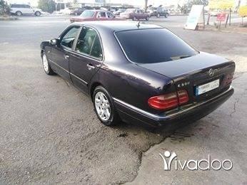 Mercedes-Benz in Beddawi - سيارتان للبيع ام عيون مودال ٩٦ مفولا مكيفي