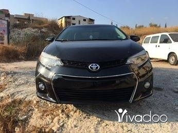 Toyota in Majd Laya - Toyota corolla mod 2015 mechyi 34000 mille camera