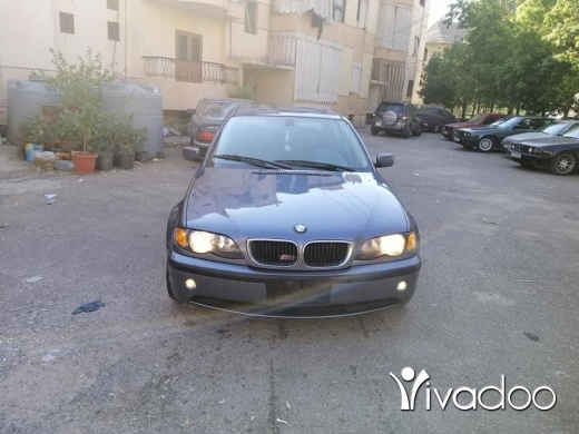 BMW in Nabatyeh - 320 olmanye 2004