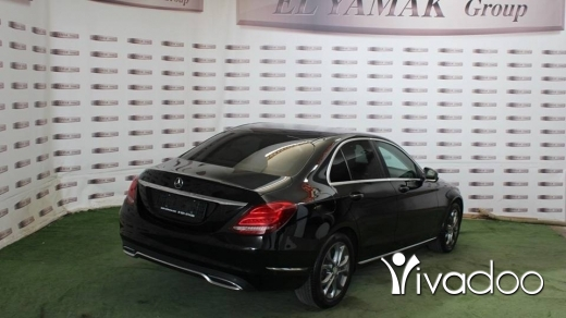 Mercedes-Benz in Tripoli - Mercedes C180 year 2015