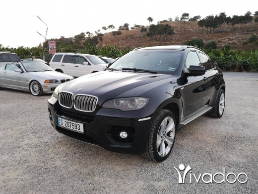 BMW in Sour - BMW X6