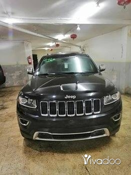 Jeep in Beirut City - GRAND CHEROKEE 2014 V6 LIMITED 4X4