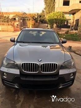BMW in Zahleh - Bmw x5 4.8 v8(٨سلندر)2008 agnabeجيب كتير نضيف كيانpanoramic full optio