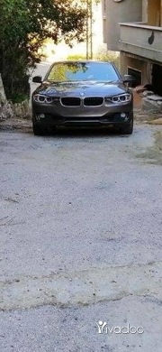 BMW in Beirut City - 320 2012 Twin Turbo No Accident Low Mileage