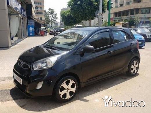 Kia in Beirut City - Kia picanto ex ( full automatic)