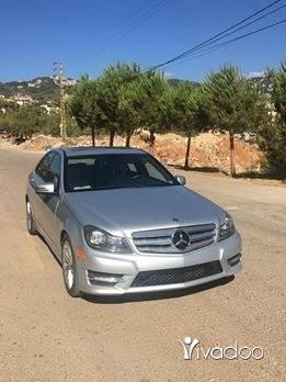 Mercedes-Benz in Kfar Chima - Mercedes c250 2013 Full Options