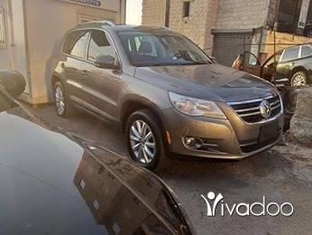 Volkswagen in Mtaileb - tiguan 4 motion mod 2011 ajnabeh kheri2 lnadafe 90000 miles jild plz call