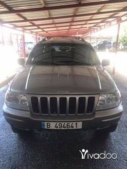 Jeep in Beirut City - Grand cherokee limited v8