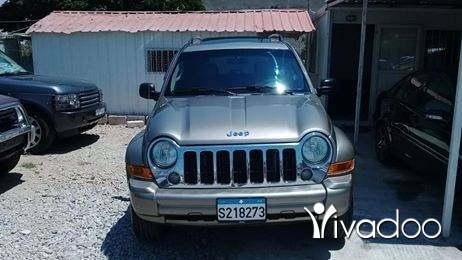 Jeep in Tripoli - Liberty 2006 mfawal limited ktir ndif phone