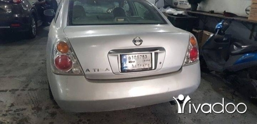 Nissan in Beirut City - Nissan altima