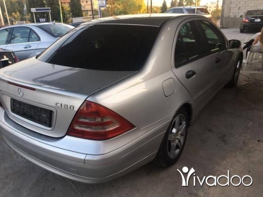 Mercedes-Benz in Chekka - C180 2003 ankad madfou3 2019 dwelib jdej ac