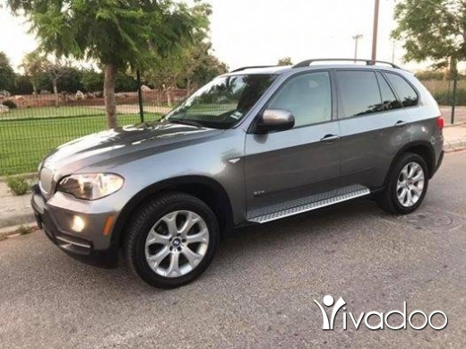 BMW in Sour - X5 2008