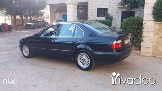 BMW in Chtaura - بيأم 528 موديل ال98 مسجلة مسكر ميكانيك