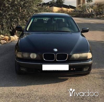BMW in Beirut City - BMW 528 mod 98