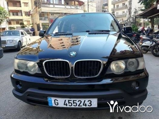 BMW in Tripoli - X5