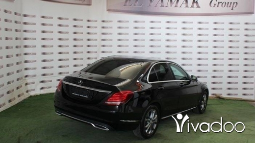 Mercedes-Benz in Tripoli - Mercedes C180 year 2015 one owner $34,000