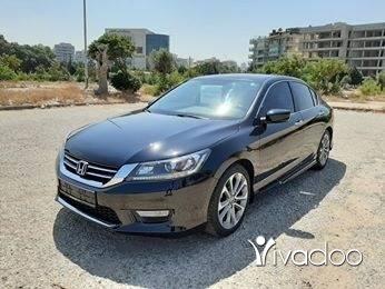 Honda in Tripoli - Sport 2013