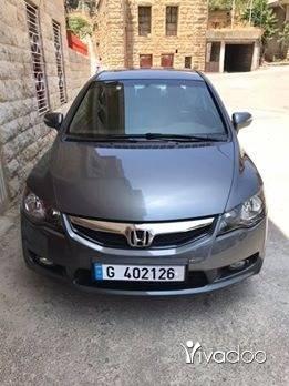 Honda in Beirut City - Honda civic 2009