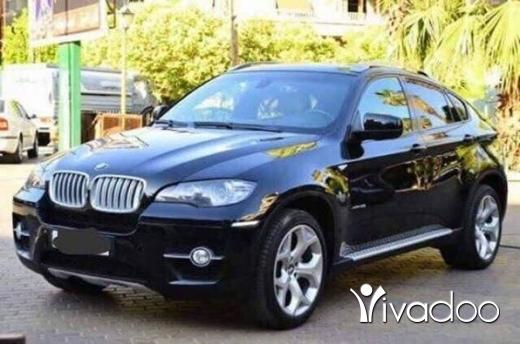 BMW in Beirut City - X6 bmw