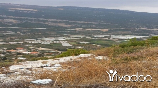 Land in Hardine - Land for Sale Hardine - Beit Kassab Batroun Area 721Sqm Zone 25-50%