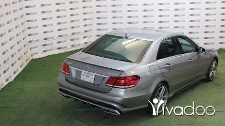 Mercedes-Benz in Tripoli - Mercedes E350 year 2011 Look 2015