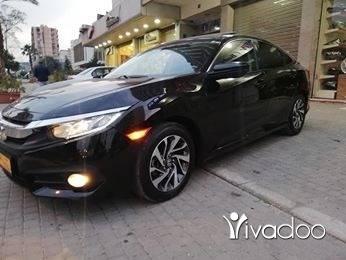 Honda in A'aba - honda civic model 2016 EX black
