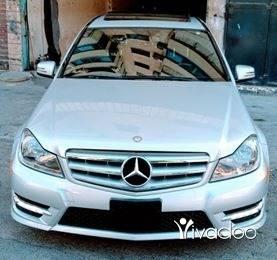 Mercedes-Benz in Saida - C300 ajnabeih big screan