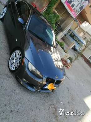 BMW in Tripoli - BMW e92 2007